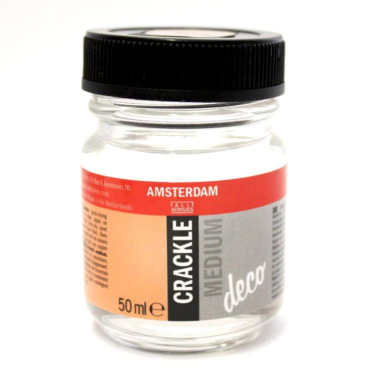 Κρακελέ Talens Amsterdam crackle 50 ml