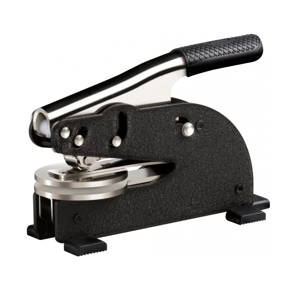 Σφραγίδα ανάγλυφη Shiny ED-7 στρογγυλή 50mm