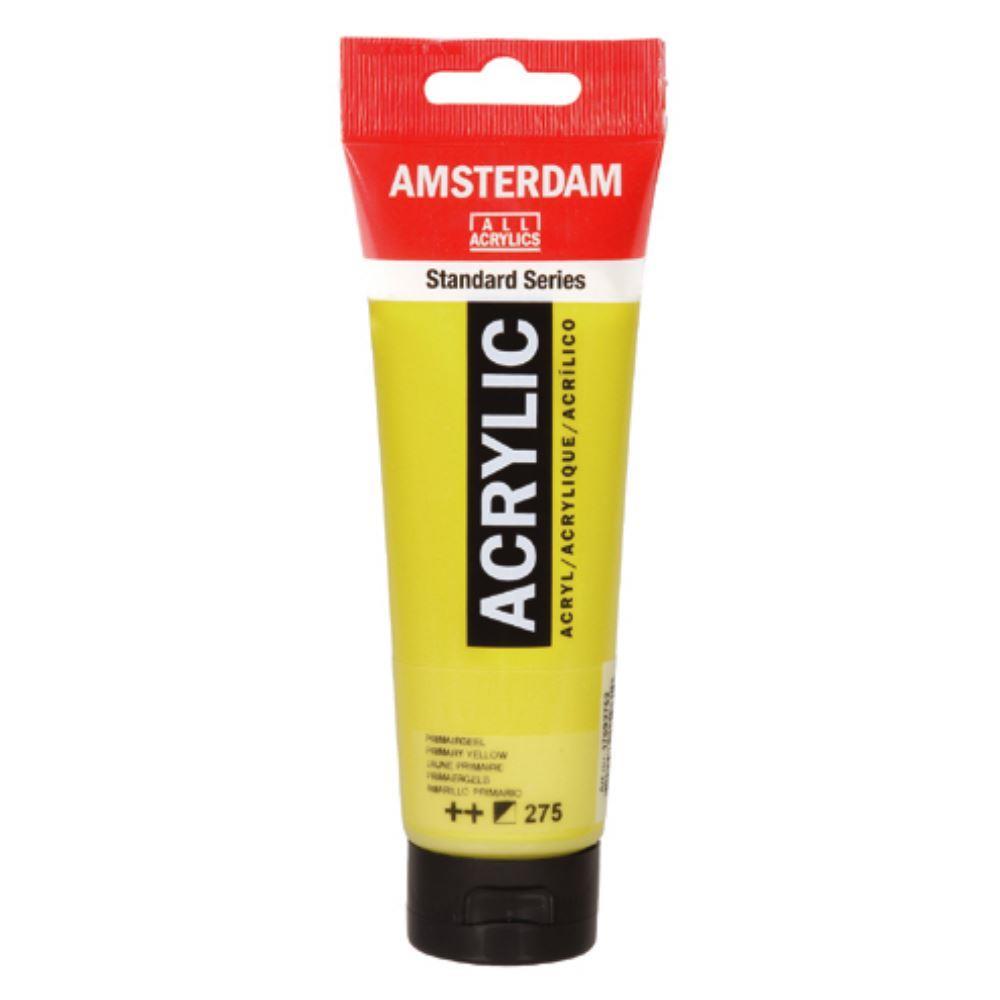 Ακρυλικό Amsterdam 120 ml 275 primary yellow
