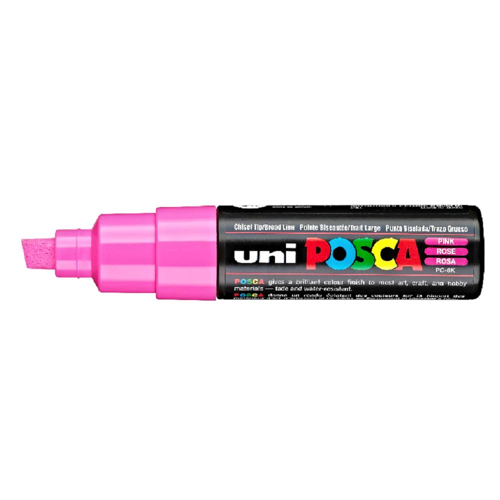 Μαρκαδόρος Uni posca PC-8K pink