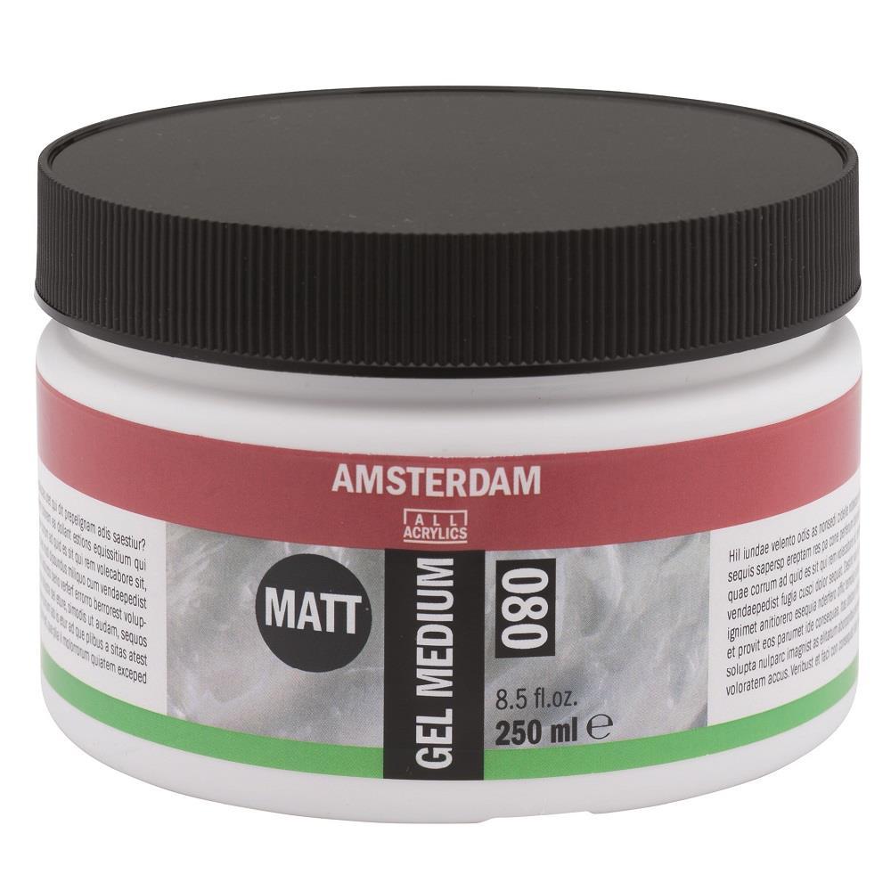 Gel medium Amsterdam 250 ml 080 matt