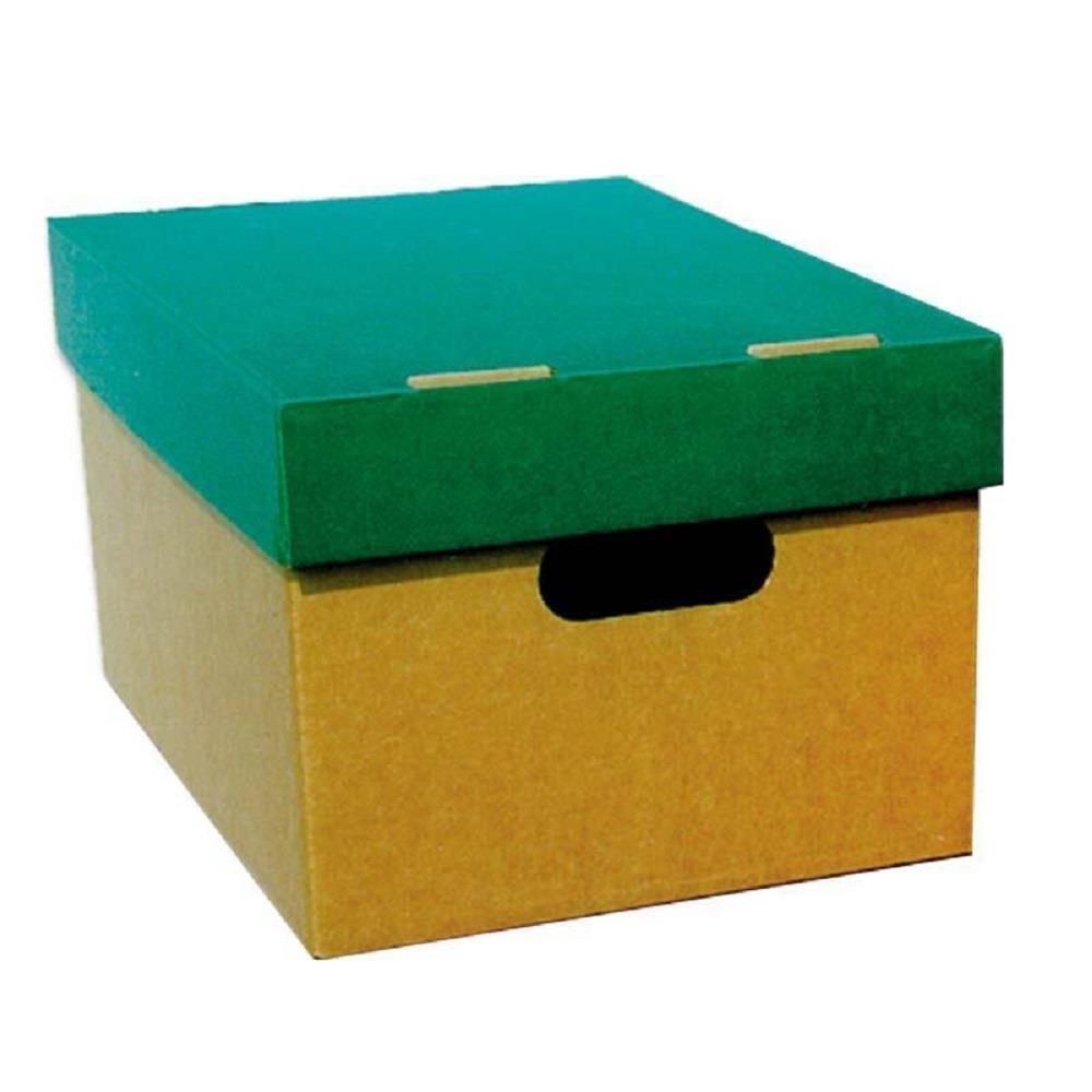 Κουτί αποθήκευσης Α4 4075 πράσινο