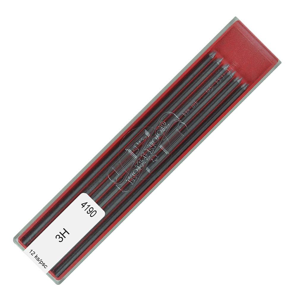 Μύτες μολυβιού 2 mm Kohinoor 3H