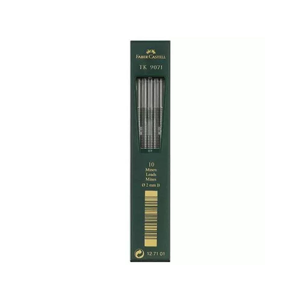 Μύτες μολυβιού 2 mm Faber B