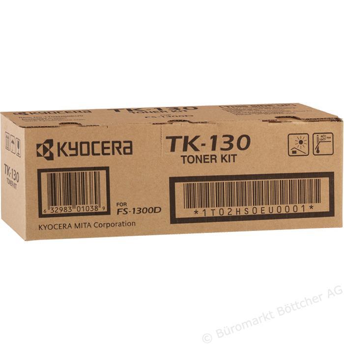 Toner Kyocera FS 1300 black (TK-130)