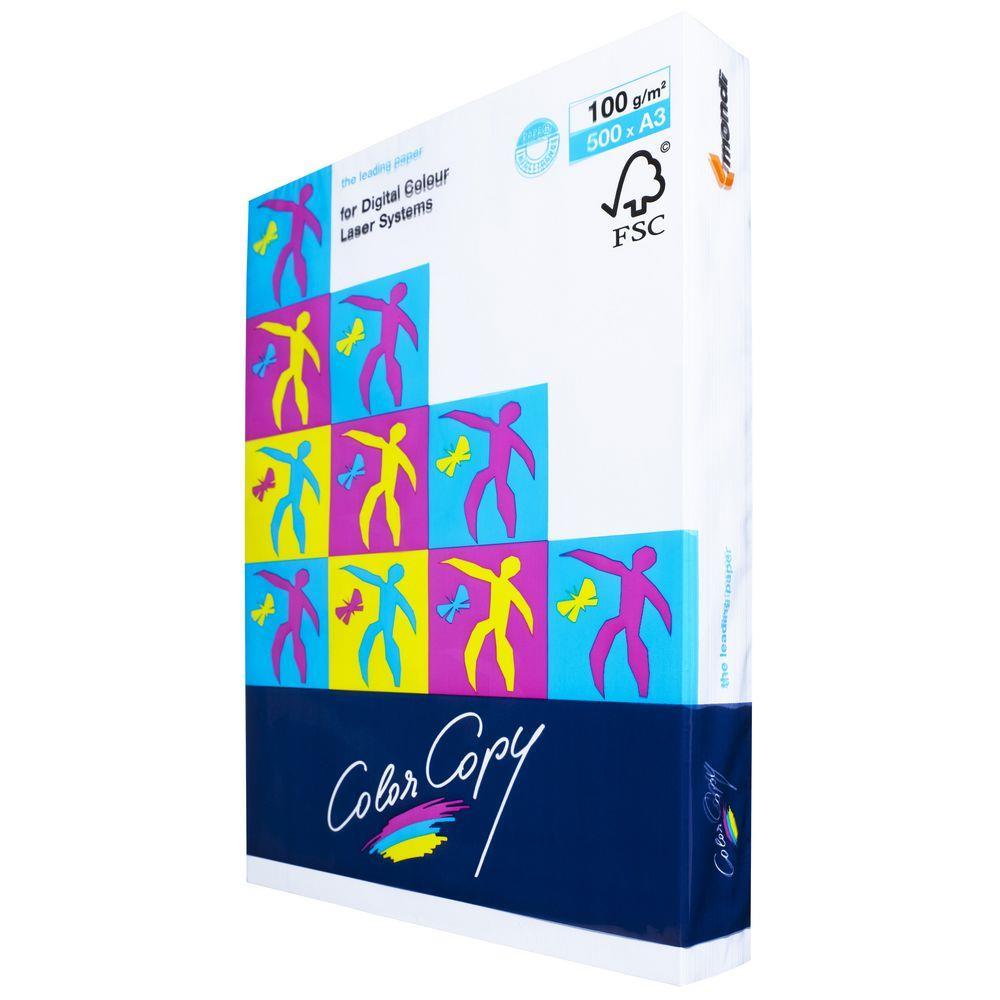 Χαρτί Α3 Color Copy 100gr 500φ λευκό