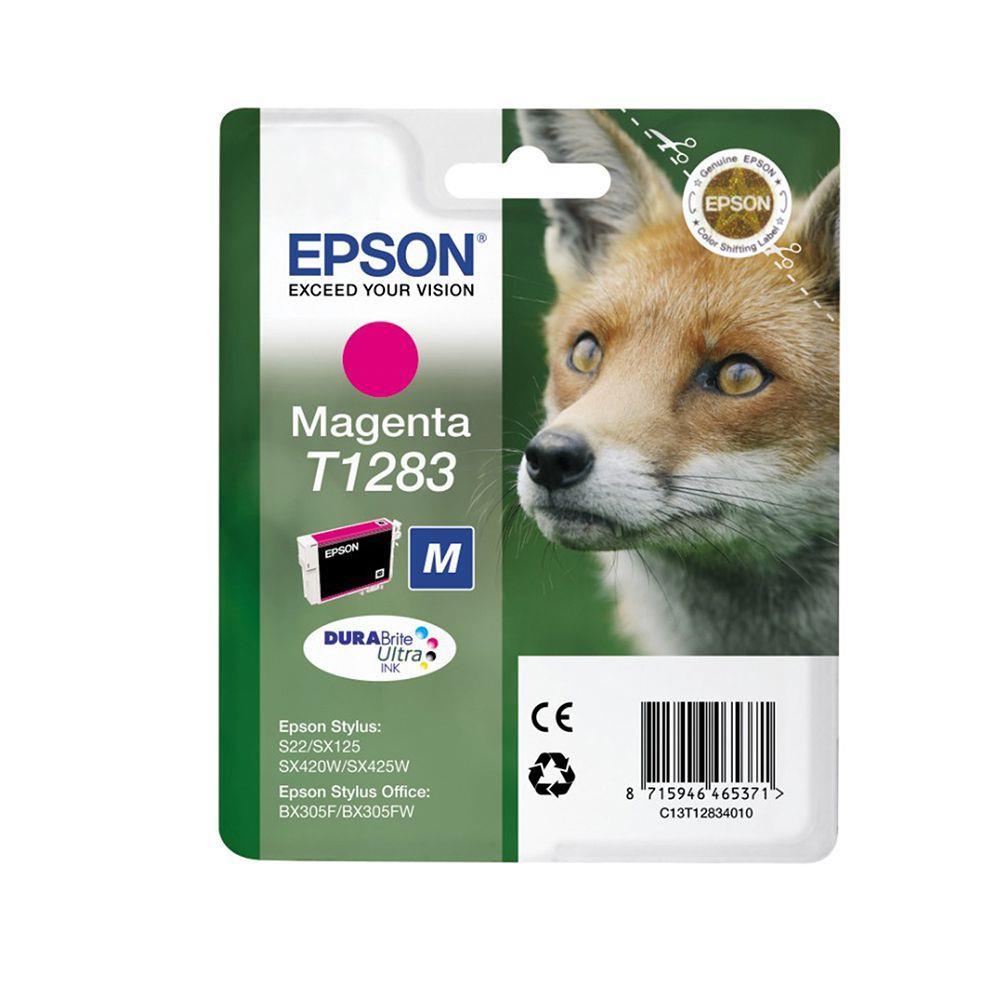 Μελάνι Epson T1283 magenta