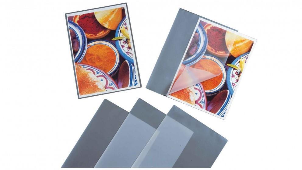 Δίφυλλο πλαστικοποίησης Α4 αυτοκόλλητο 80mic 1τεμ.