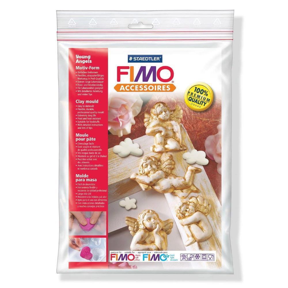 Καλούπι πηλού Fimo 8742-27 angels