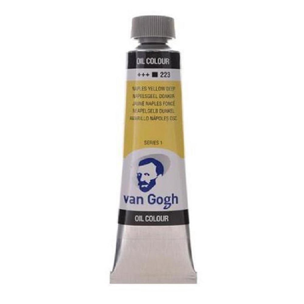 Λάδι Talens Van Gogh 20 ml 223 naples yellow deep