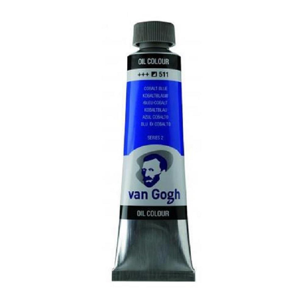 Λάδι Talens Van Gogh 20 ml 511 cobalt blue