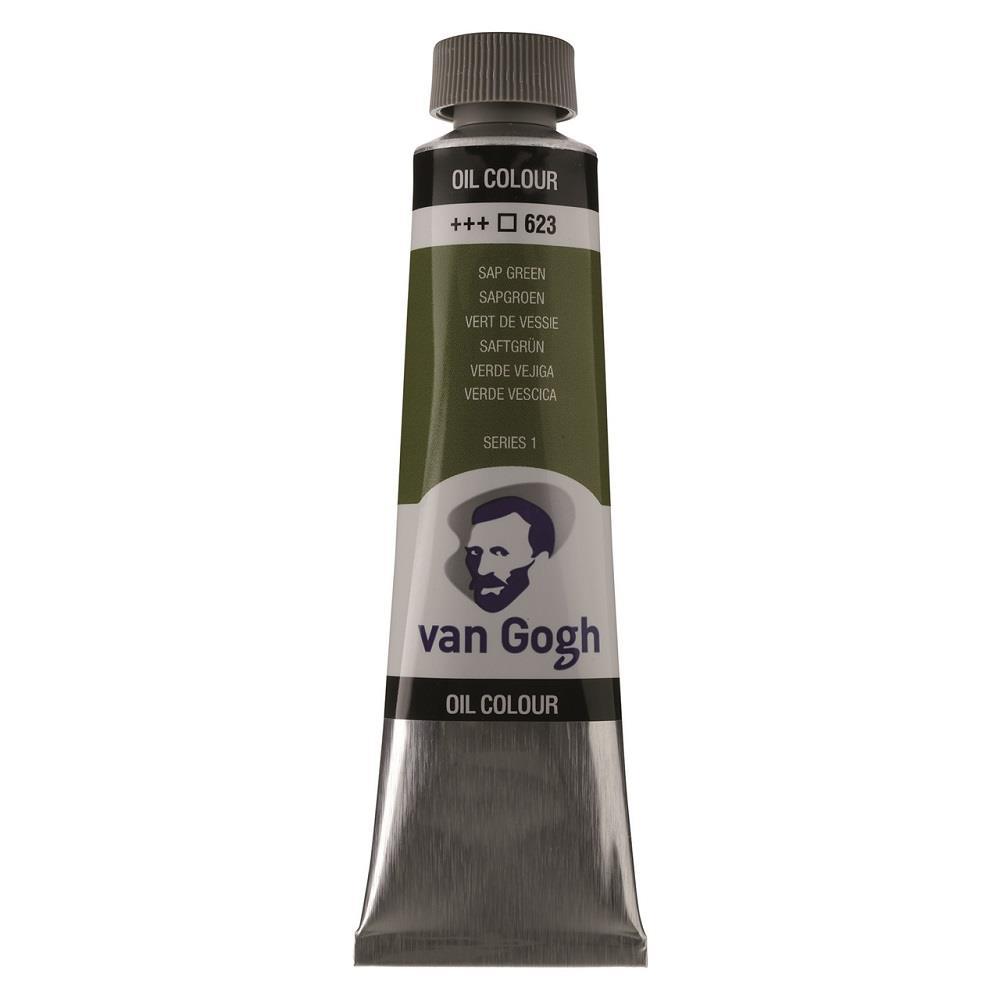 Λάδι Talens Van Gogh 20 ml 623 sap green