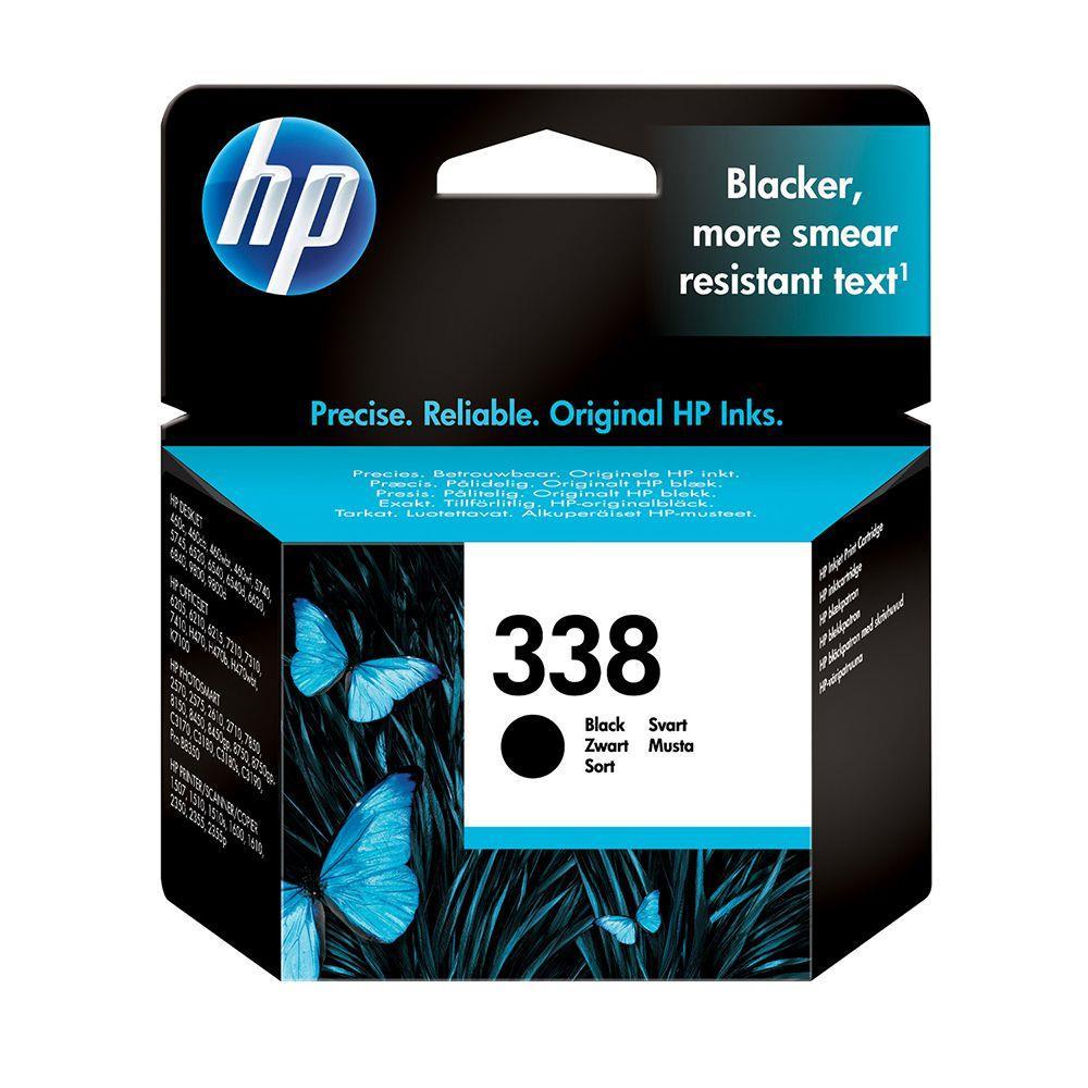 Μελάνι HP 338 black