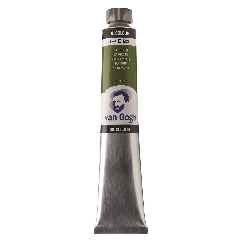 Λάδι Talens Van Gogh 60 ml 623 sap green