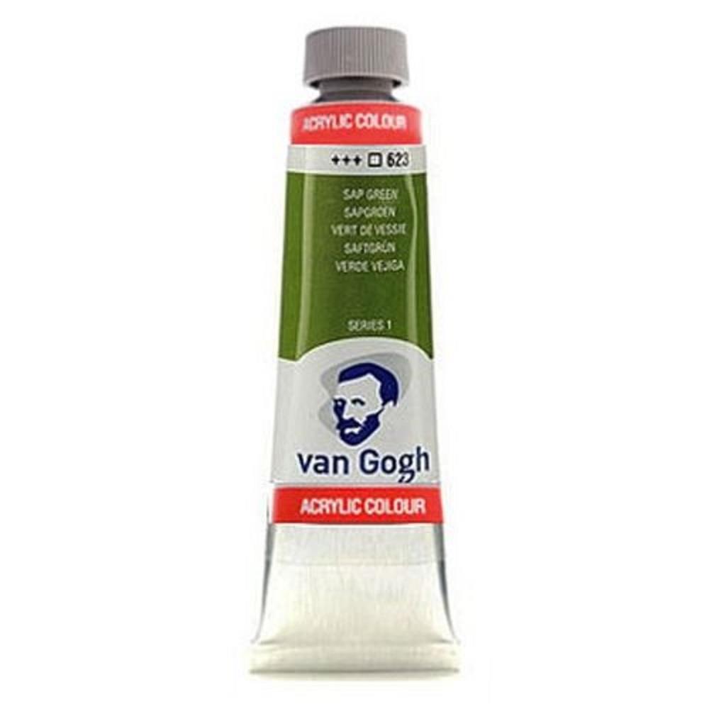 Ακρυλικό Talens Van Gogh 40 ml 623 sap green