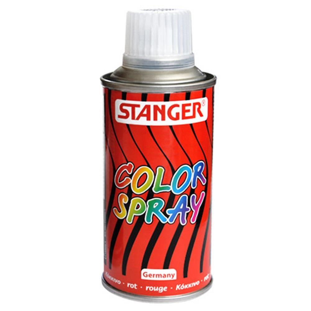 Σπρέι ακρυλικό Stanger 150ml κόκκινο
