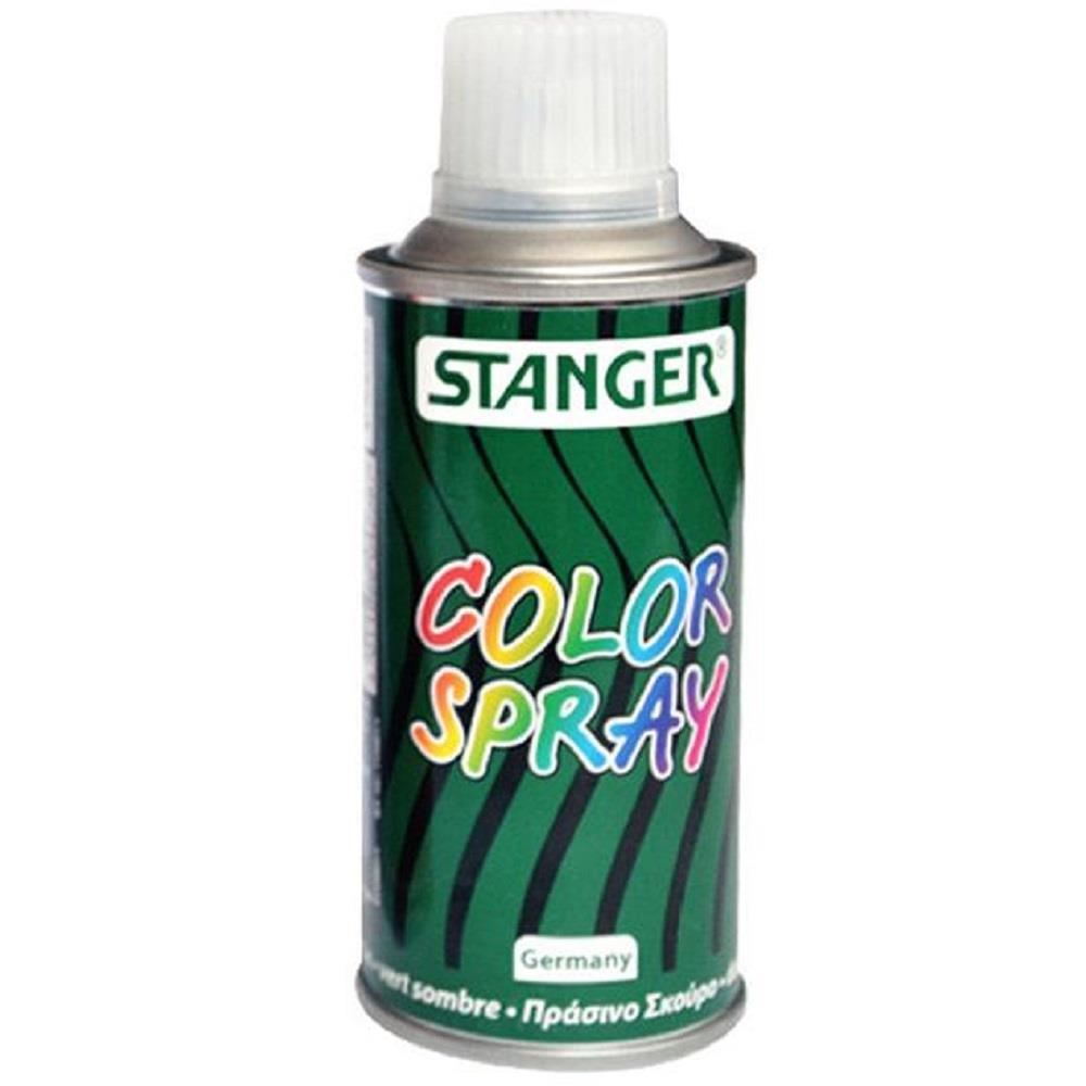 Σπρέι ακρυλικό Stanger 150ml πράσινο