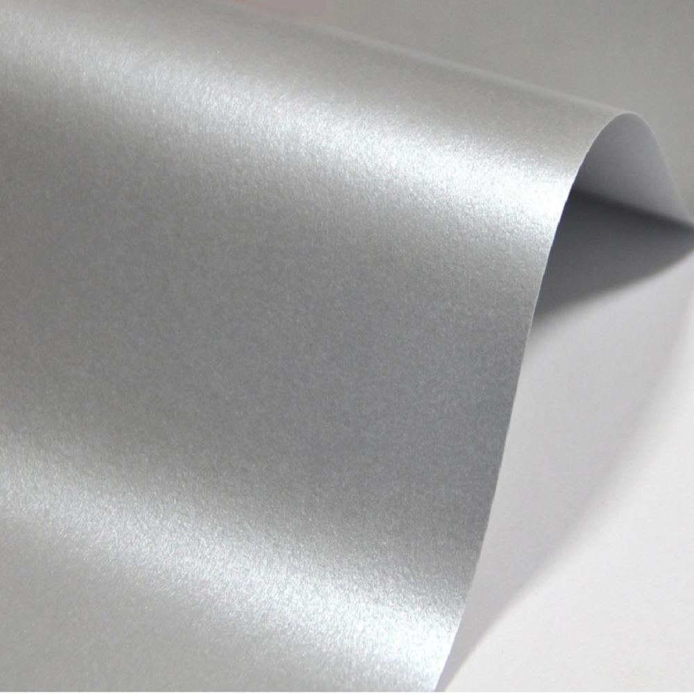 Χαρτονάκι Α4 Majestic 250gr 1φ luxus real silver