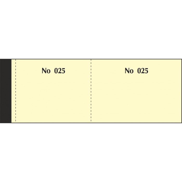Λαχνοί μπλοκάκι 1-100 κίτρινοι