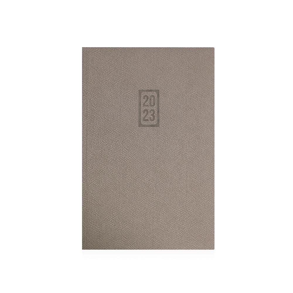 Ημερολόγιο 2022 9x15 Ekdosis πυρογραφικό μπεζ