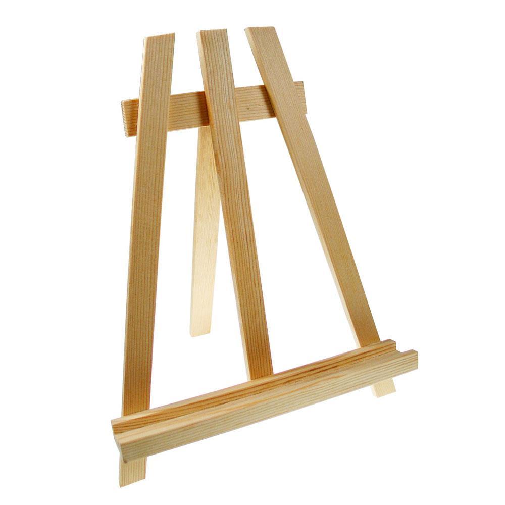 Καβαλέτο τρίποδο μίνι 24 cm ξύλινο Meyco 34694