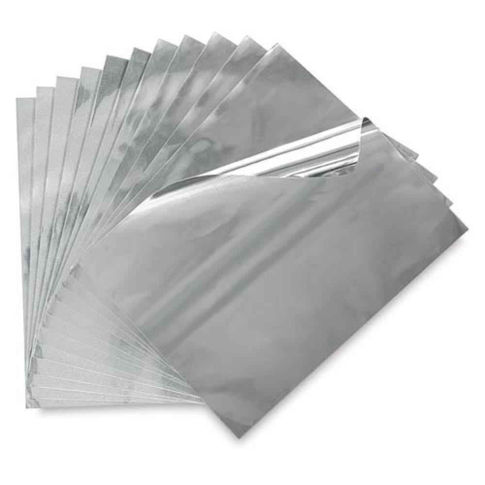 Φύλλο αλουμινίου ασημί 30x40 cm 0,15mm efco