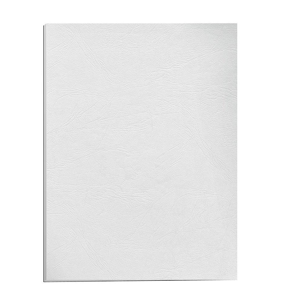 Χαρτονάκι Α4 δέρμα 250gr 1φ white