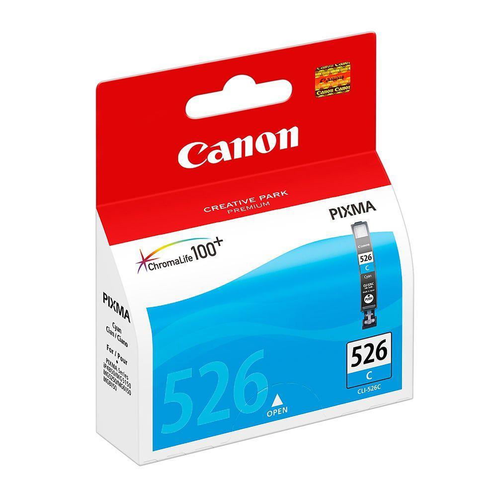 Μελάνι Canon 526 cyan