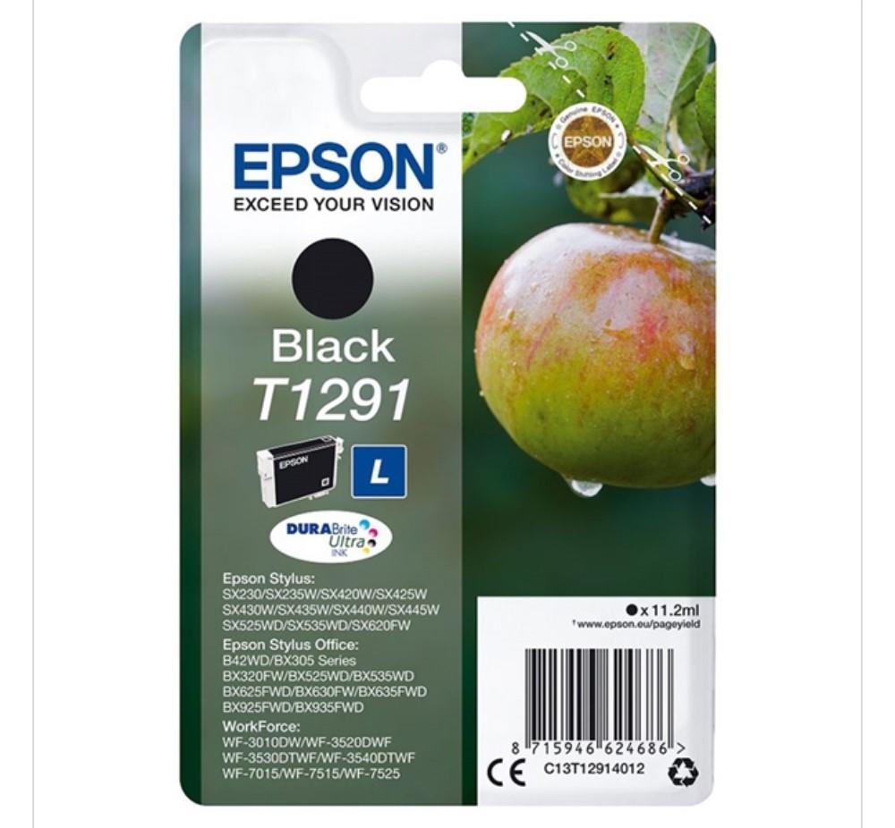 Μελάνι Epson T1291L black