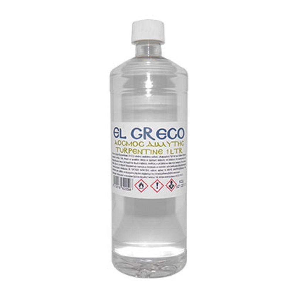Διαλυτικό χαμηλής οσμής El Greco 1000 ml