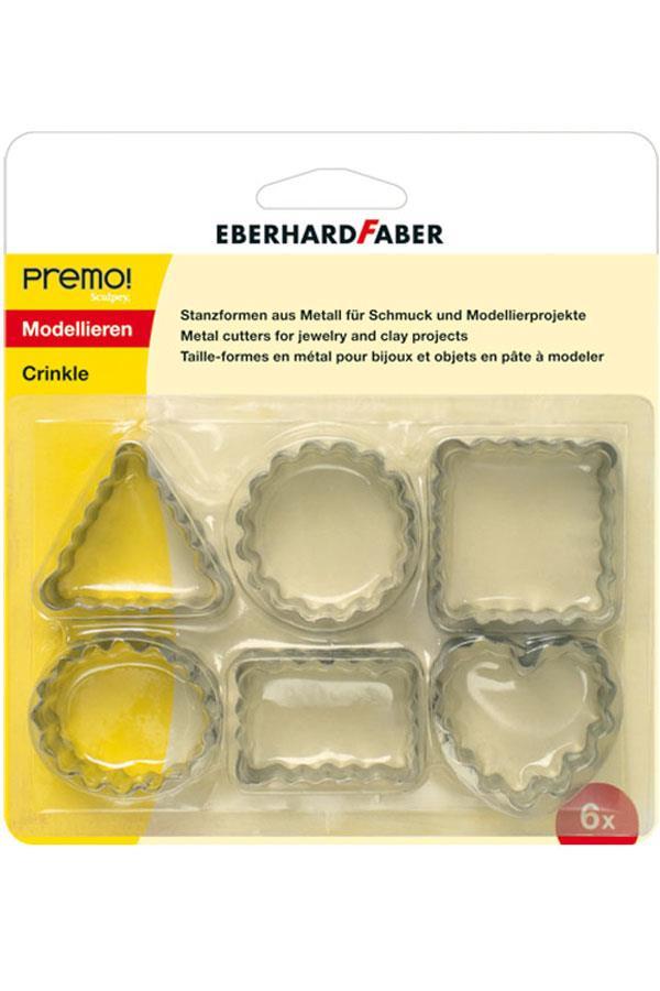 Κουπάτ πηλού Eberhard Faber 6 τεμ. 571311