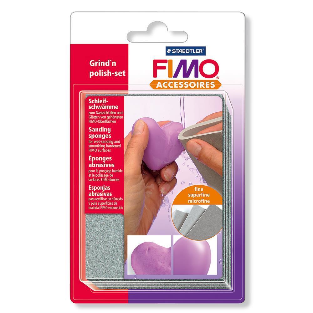Σφουγγάρια λείανσης Fimo 8700 08
