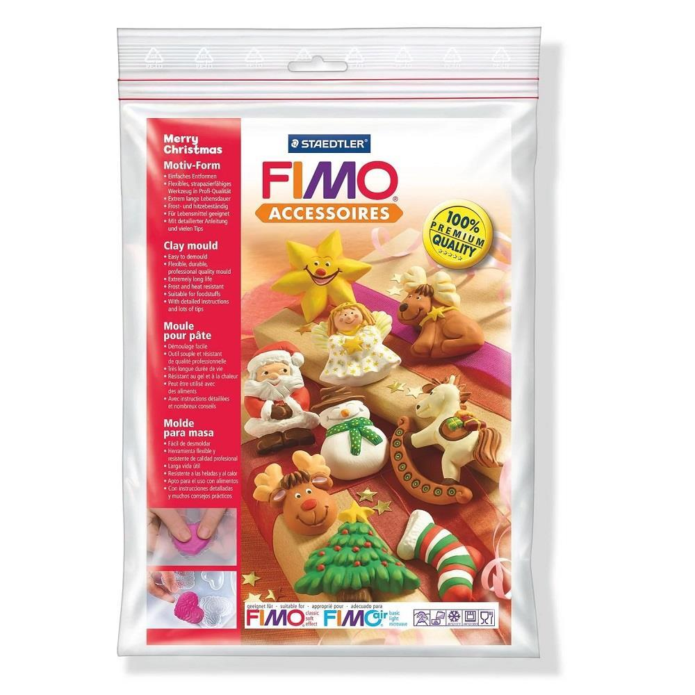 Καλούπι πηλού Fimo 8742-12 christmas