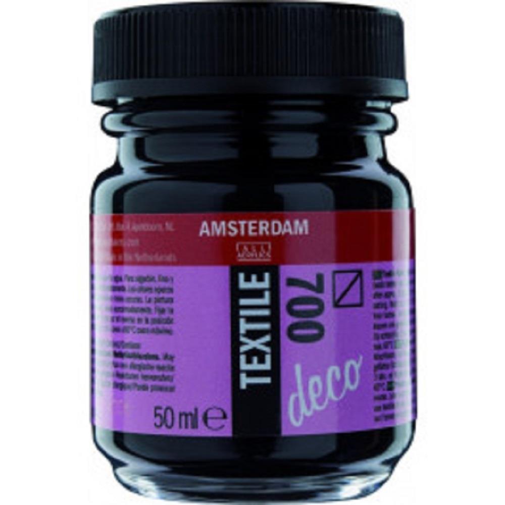 Amsterdam textile 50 ml 700 black