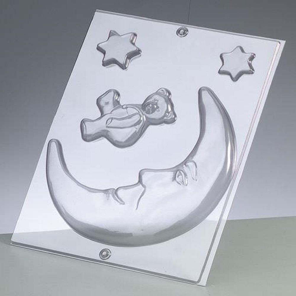 Καλούπι Efco αρκούδι- φεγγάρι 18 cm
