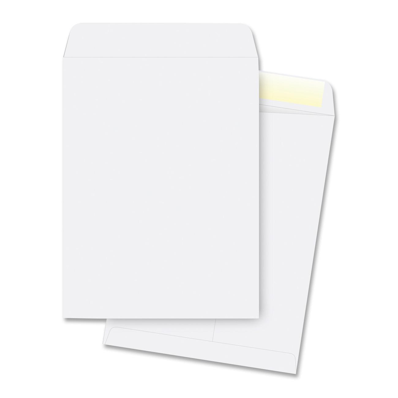 Φάκελα 25x35 λευκά κούτα 250 τεμάχια αυτοκόλλητα