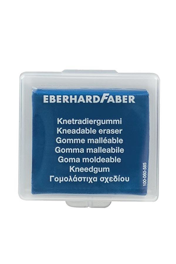 Γόμα Eberhard Faber κάρβουνο μπλε 585428