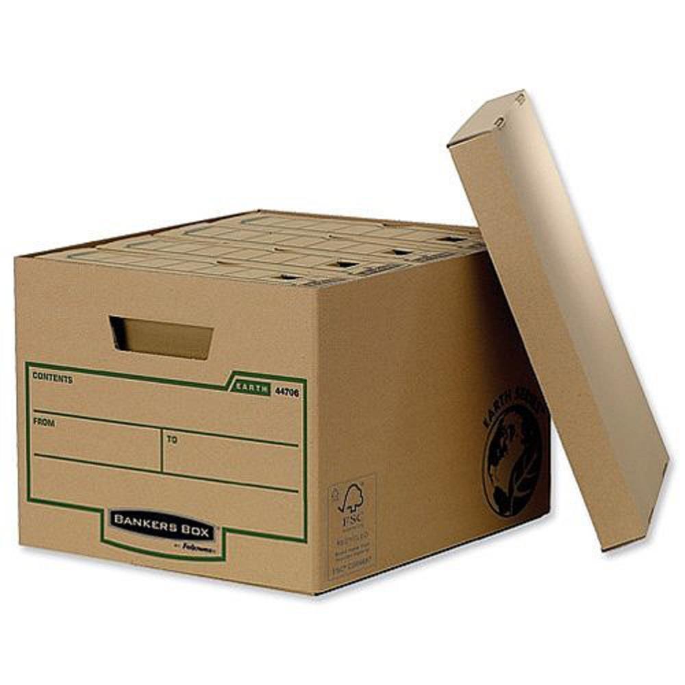 Κουτί αποθήκευσης Fellowes Earth 4470601 Standard Storage Box