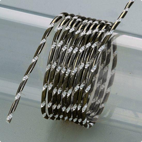 Σύρμα Efco diamant 2mmx2m μαύρο