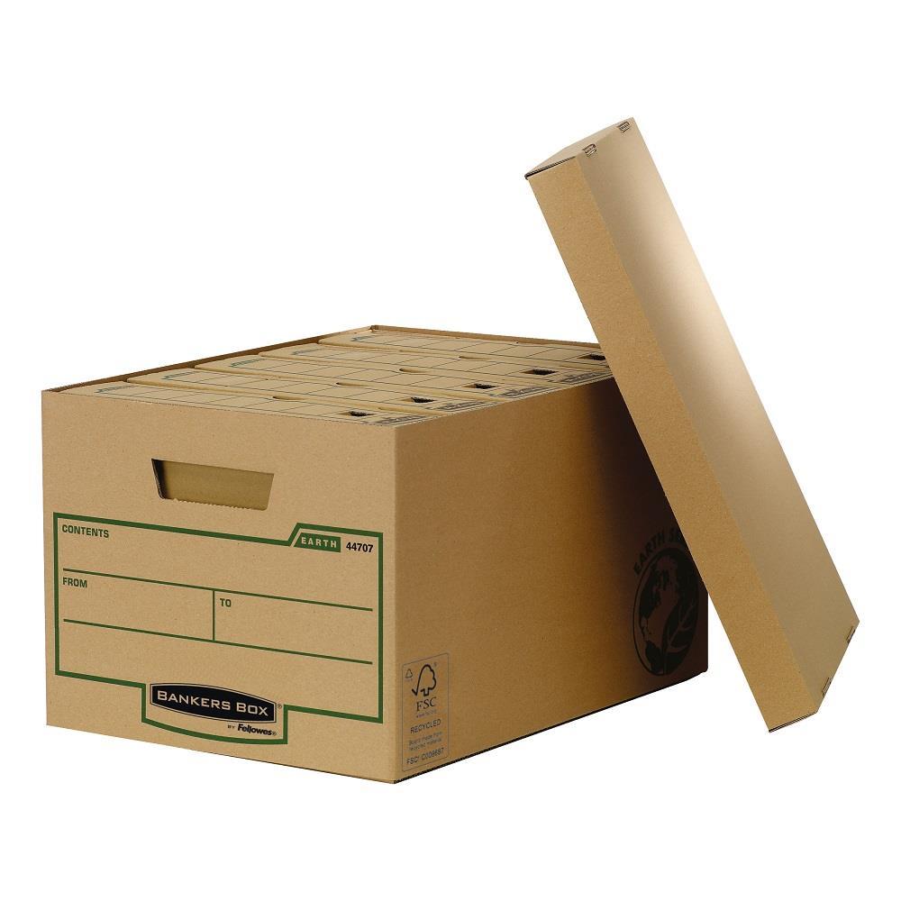 Κουτί αποθήκευσης Fellowes Earth 4470701 Large Storage Box