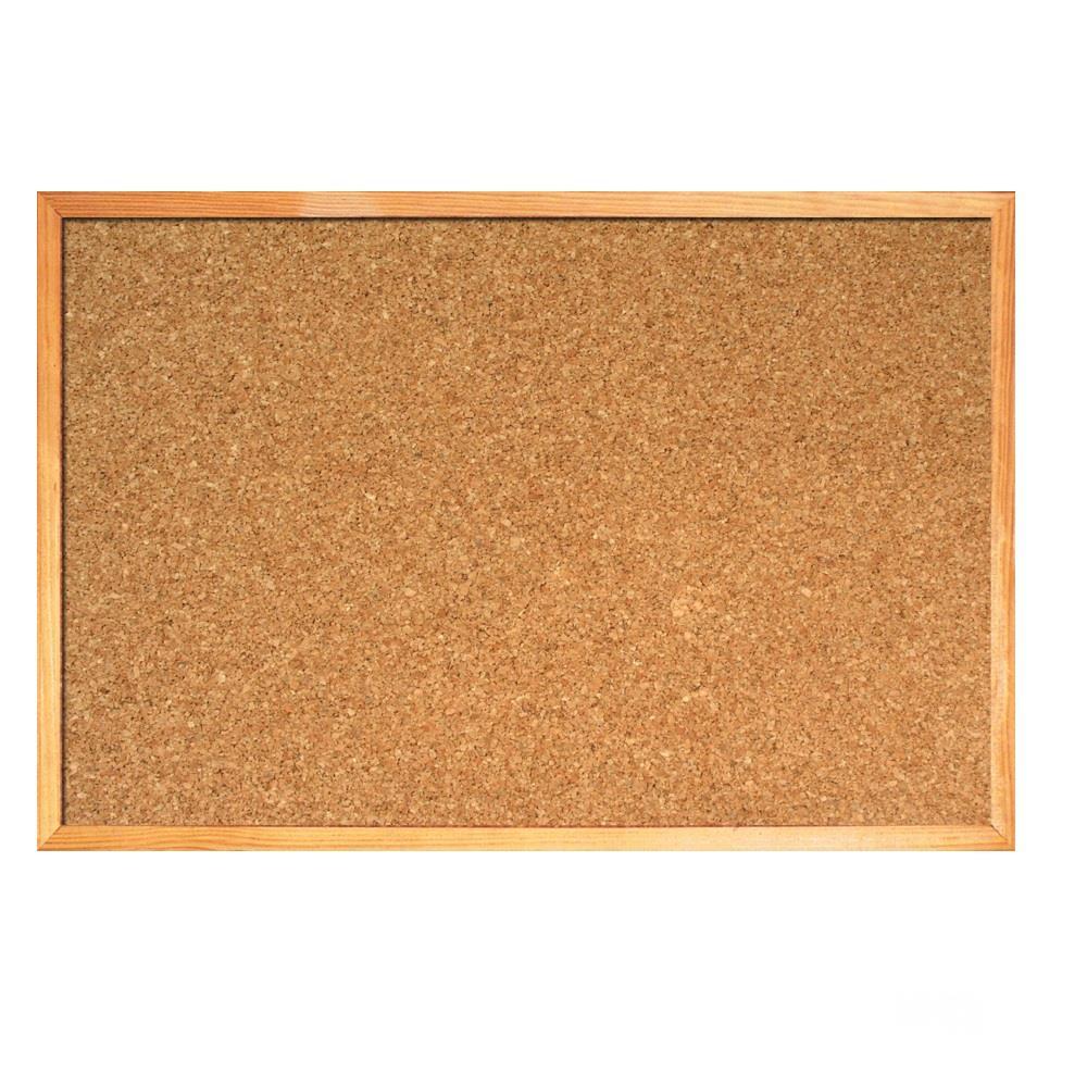 Πίνακας φελλού 40x60 cm ξύλινο πλαίσιο