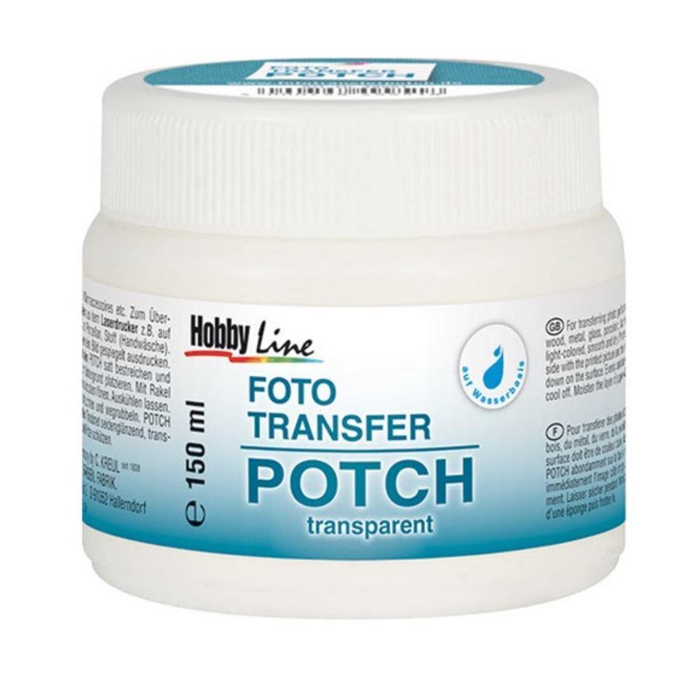 Foto transfer Potch Kreul 150 ml για μεταφορά εικόνας