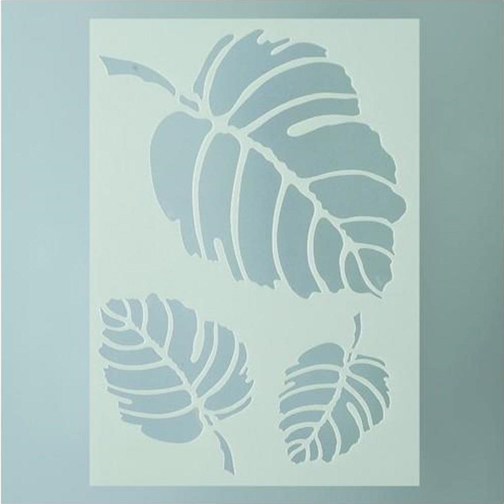 Στένσιλ Efco Α5 leaves