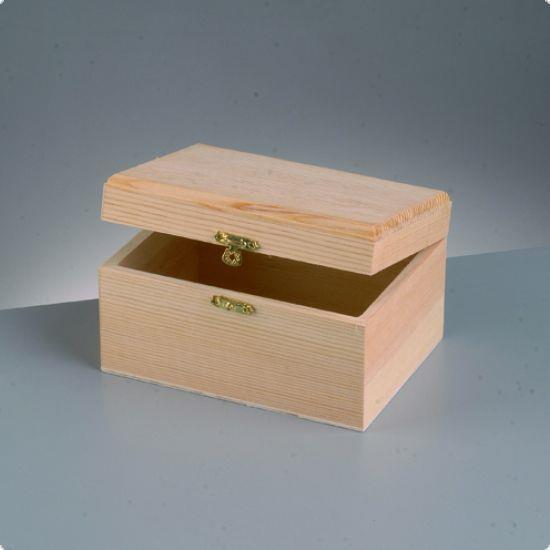 Κουτί ξύλινο Efco13,5x9,5x8 cm