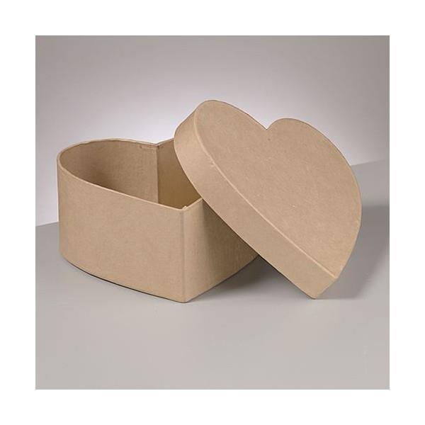 Κουτί χάρτινο Efco καρδιά 12x5,5 cm