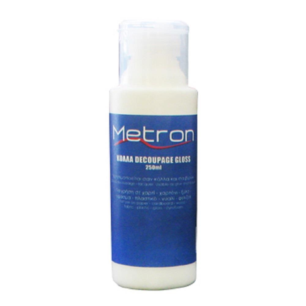 Κόλλα Decoupage Metron 250 ml