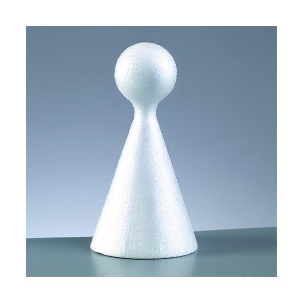 Φιγούρα κωνική φελιζόλ 10 cm Efco