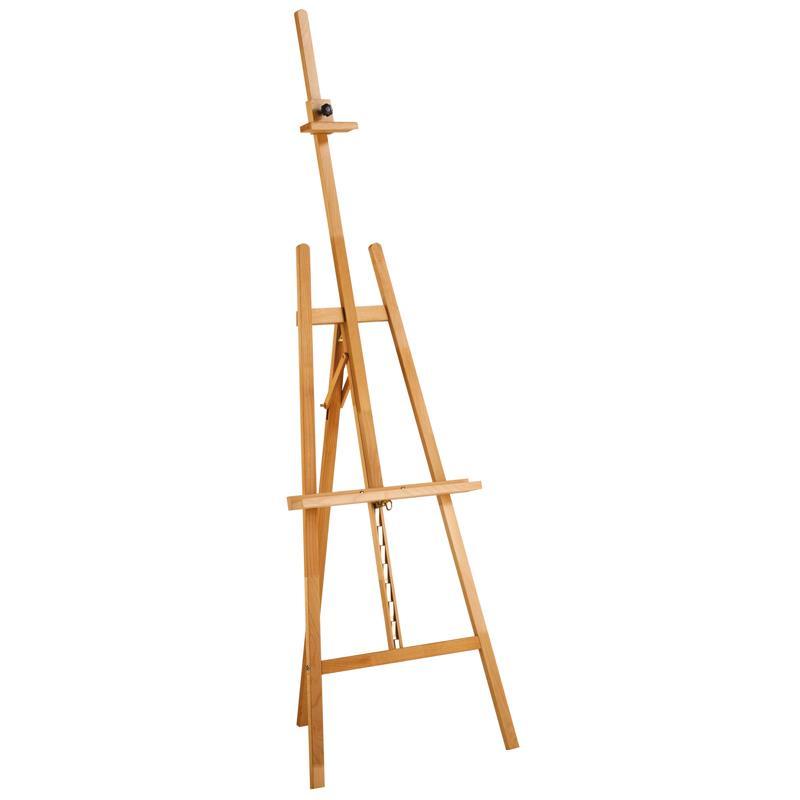Καβαλέτο επιδάφιο Talens Virgo ξύλινο 65x235 cm