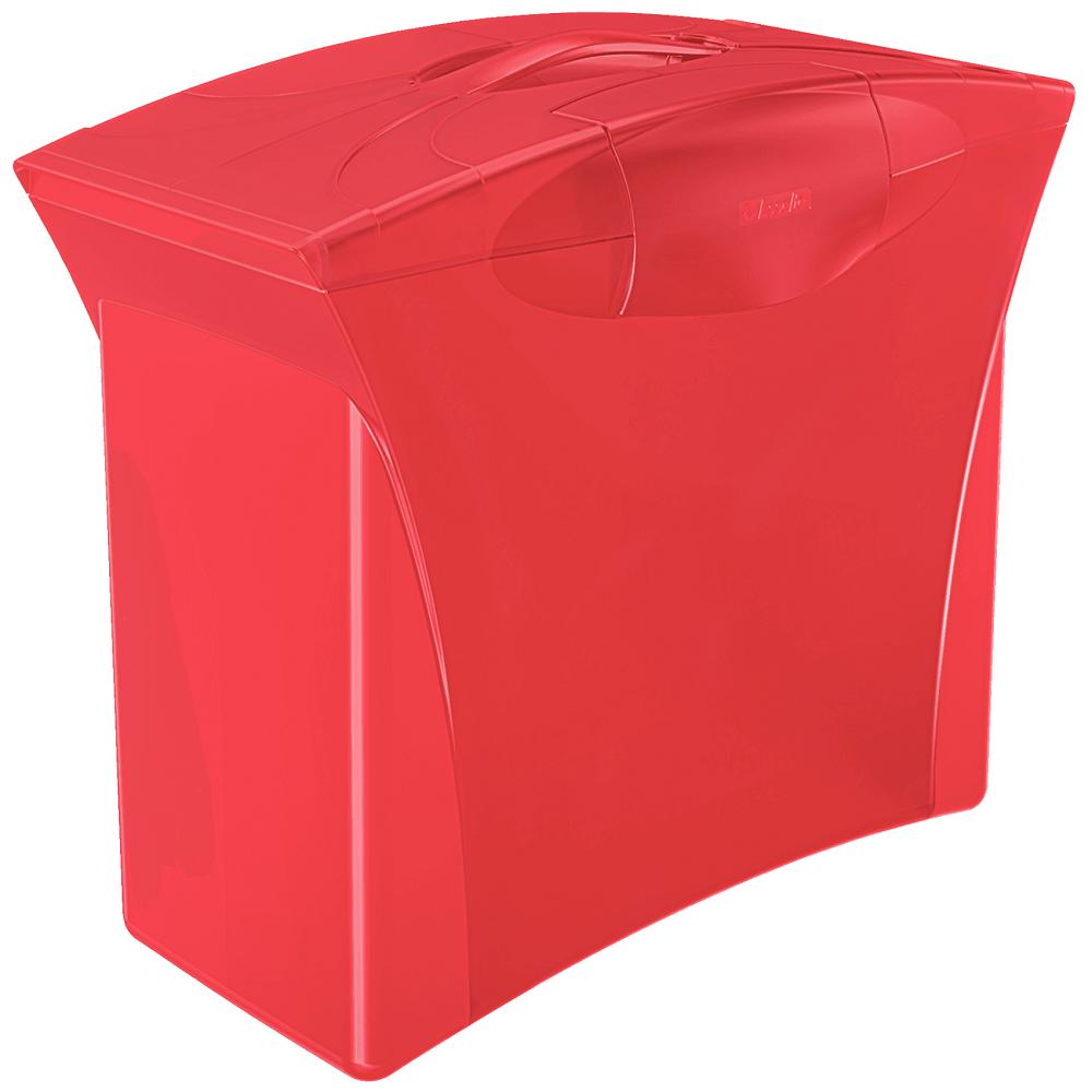 Αρχειοθήκη κρεμαστών φακέλων Esselte κόκκινη