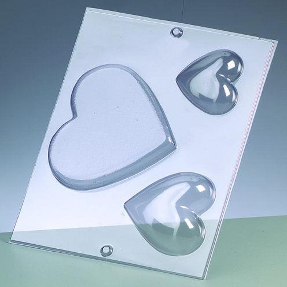 Καλούπι Efco καρδιές  6-11 cm